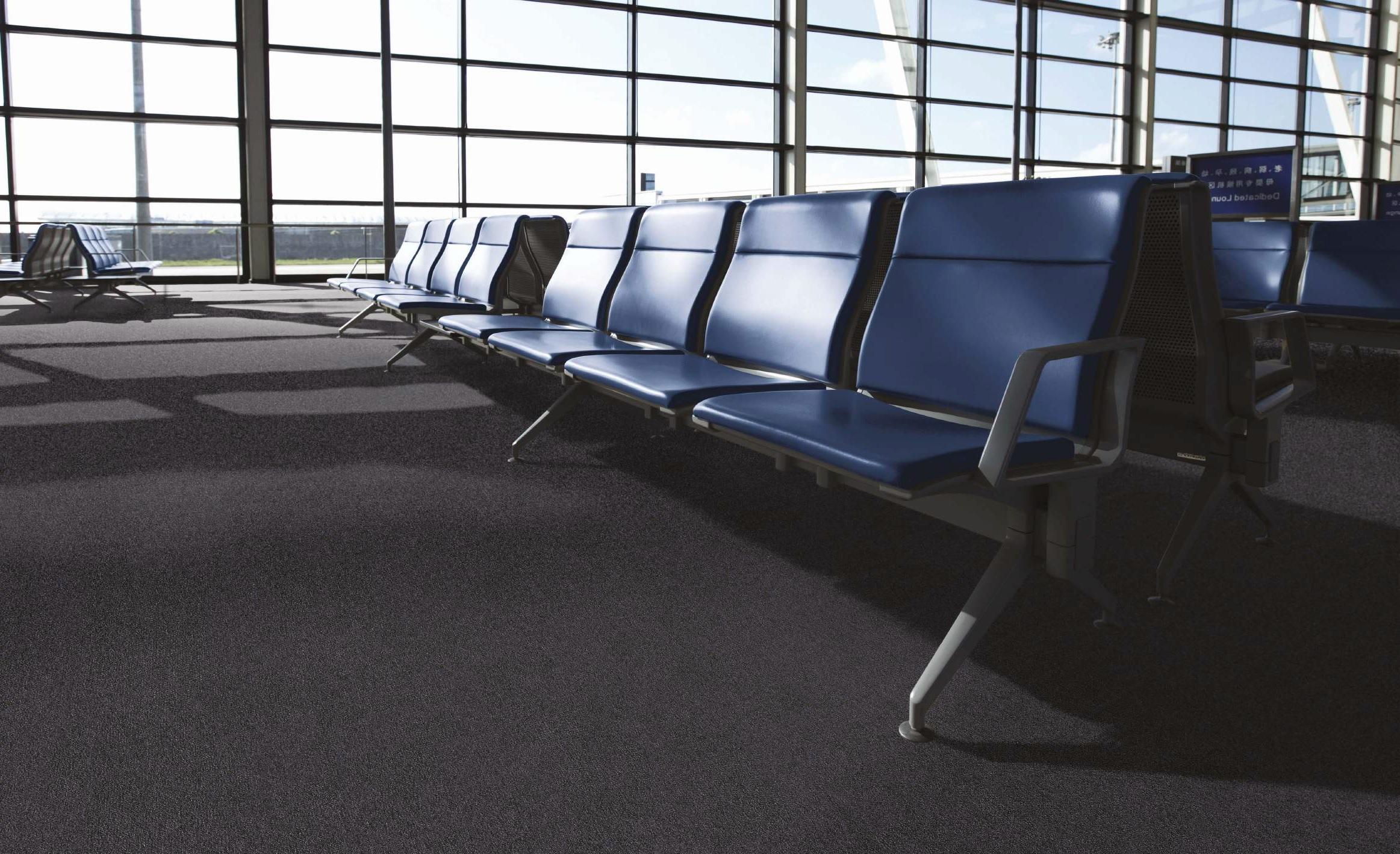 Μοκέτες σε Χώρο Αεροδρομίου